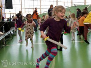 Hvad er Tigertræning? Tigertrænings mål er at lære børn at sætte grænser.