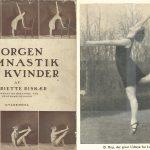 Morgengymnastik for kvinder COLLAGE LOWRES