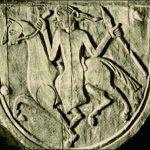 Urnes stavkirke kvindelig kriger