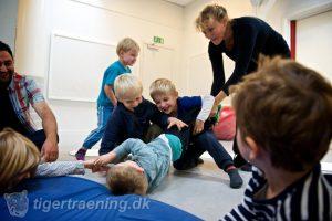 Kursus i leg kamp og bevægelse med Tigertræning