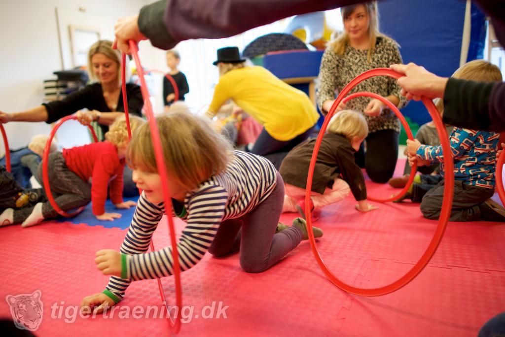Stubmøllen - institutionsforløb - Tigertræning. Efteruddannelse af pædagog