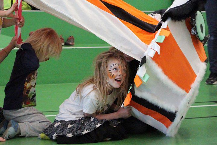 Tigertræning Legekoncert - Sæsonafslutningskoncert