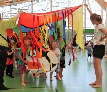 Rødovre Familiehold i Kulturhuset Viften forår 2019 - pressemeddelelse
