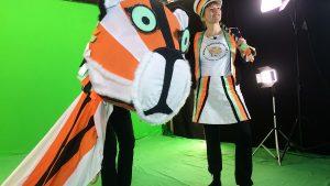 Leg dig glad med Tigertræning og A-sports nye videoer