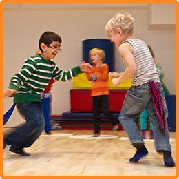 Instruktør grunduddannelse - Tigertræning For Børn
